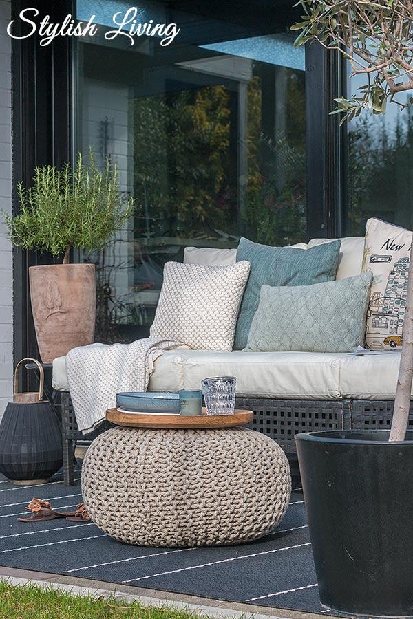 Auf der Terrasse relaxen mit eBay