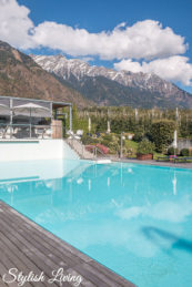 Pool Design Hotel Tyrol