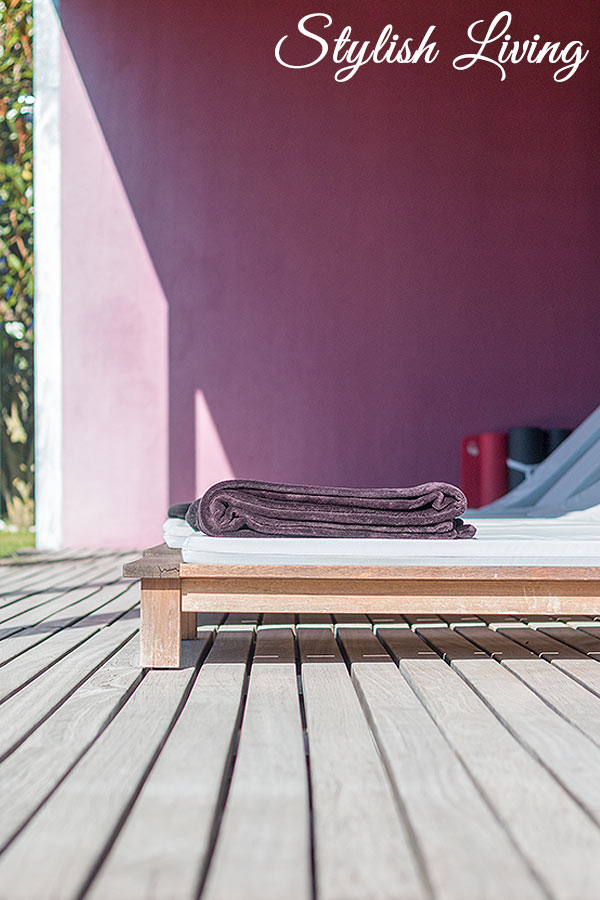 Relaxen am Pool Design Hotel Tyrol