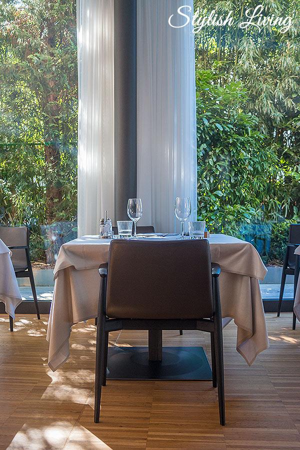Restaurant Design Hotel Tyrol