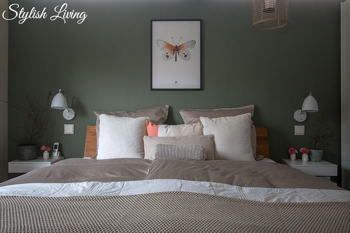 Schlafzimmer Makeover mit OTTO Möbeln und Textilien