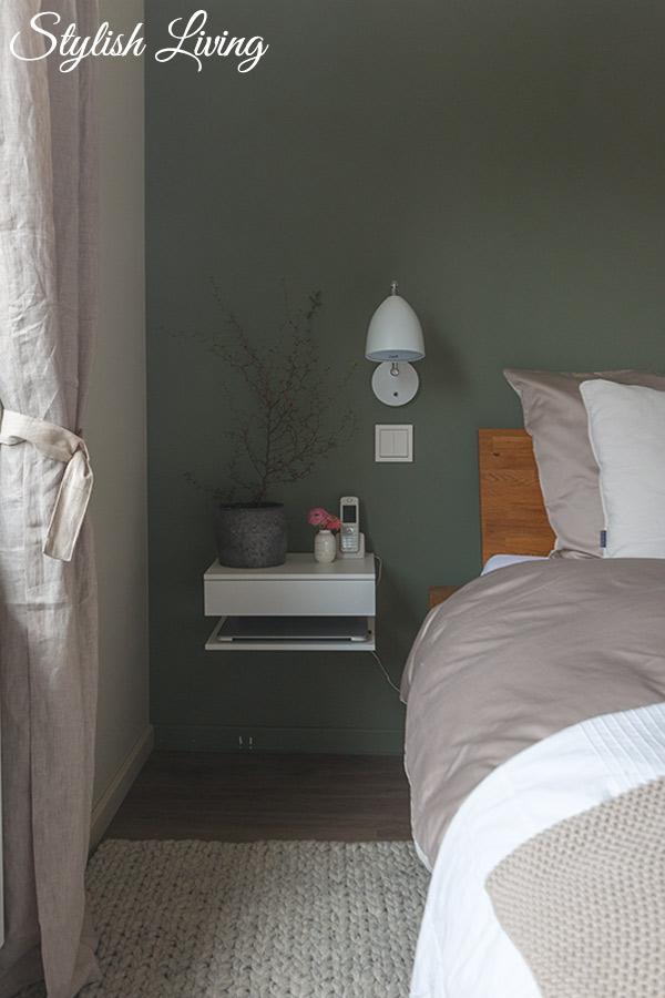 Schlafzimmer Makeover mit OTTO Vorhängen und Bettwäsche