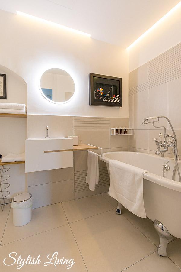 Badezimmer im Maison Du Collectionneur in Aix-en-Provence