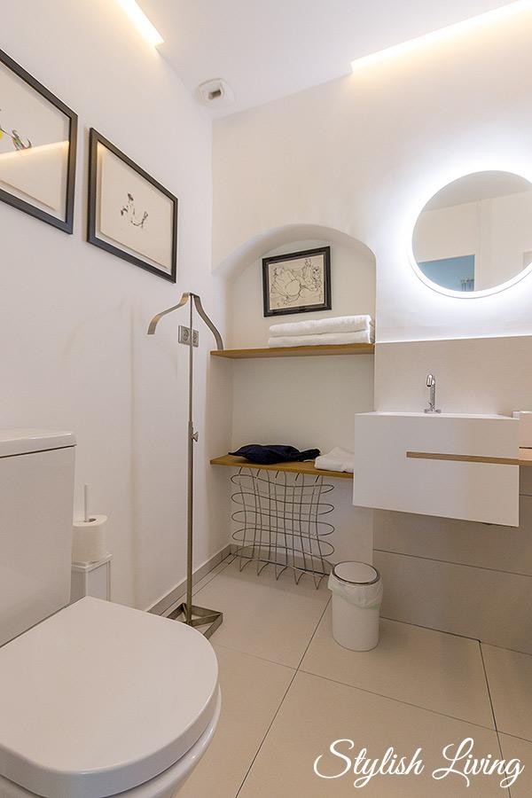modernes Badezimmer im Maison Du Collectionneur in Aix-en-Provence