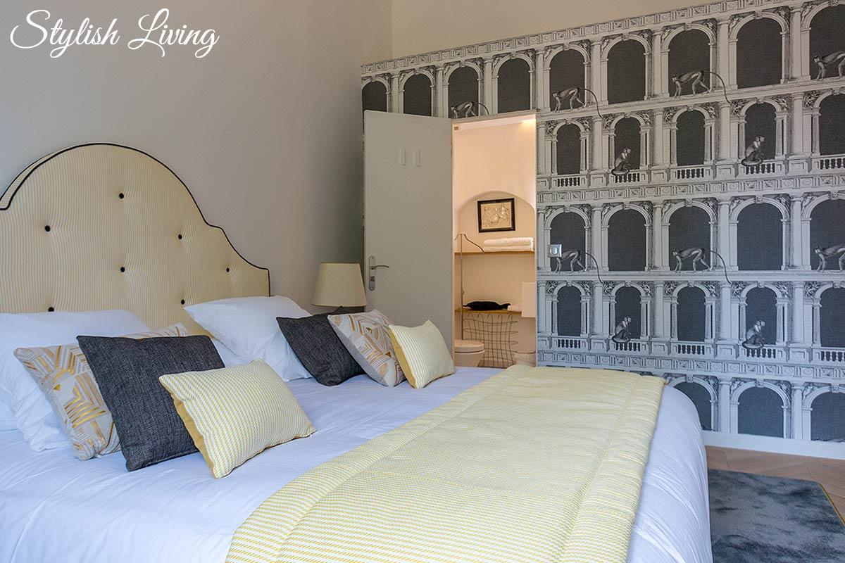 schlafen wie im 7. Himmel im Maison Du Collectionneur in Aix-en-Provence