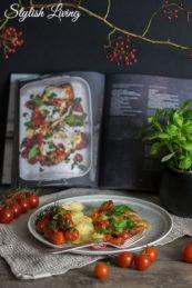 Hühnchen Parmigiana nach Donna Hay