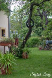 Garten Pension Alte Schmiede Zabeltitz
