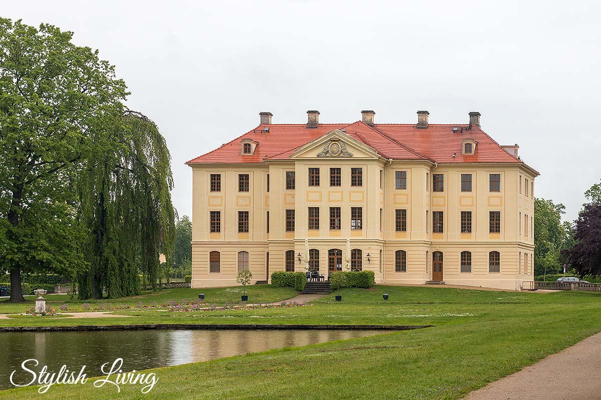 Palais Zabeltitz Sachsen