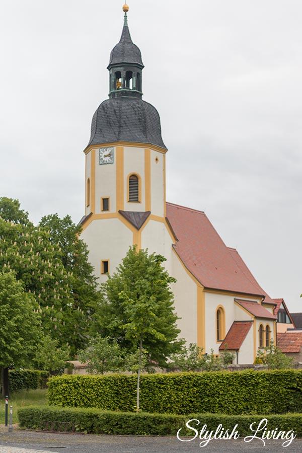 St.-Georgen-Kirche Zabeltitz