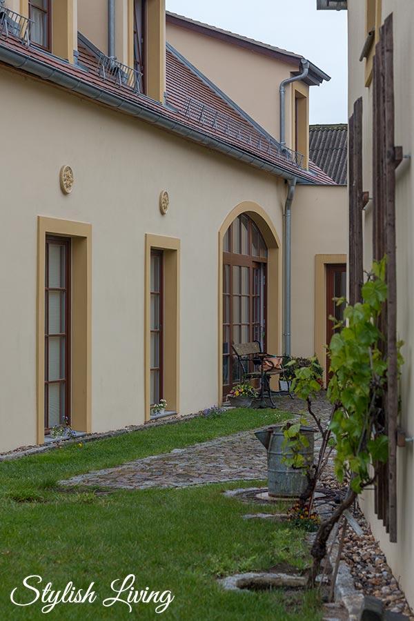 zauberhafte Pension Alte Schmiede in Zabeltitz