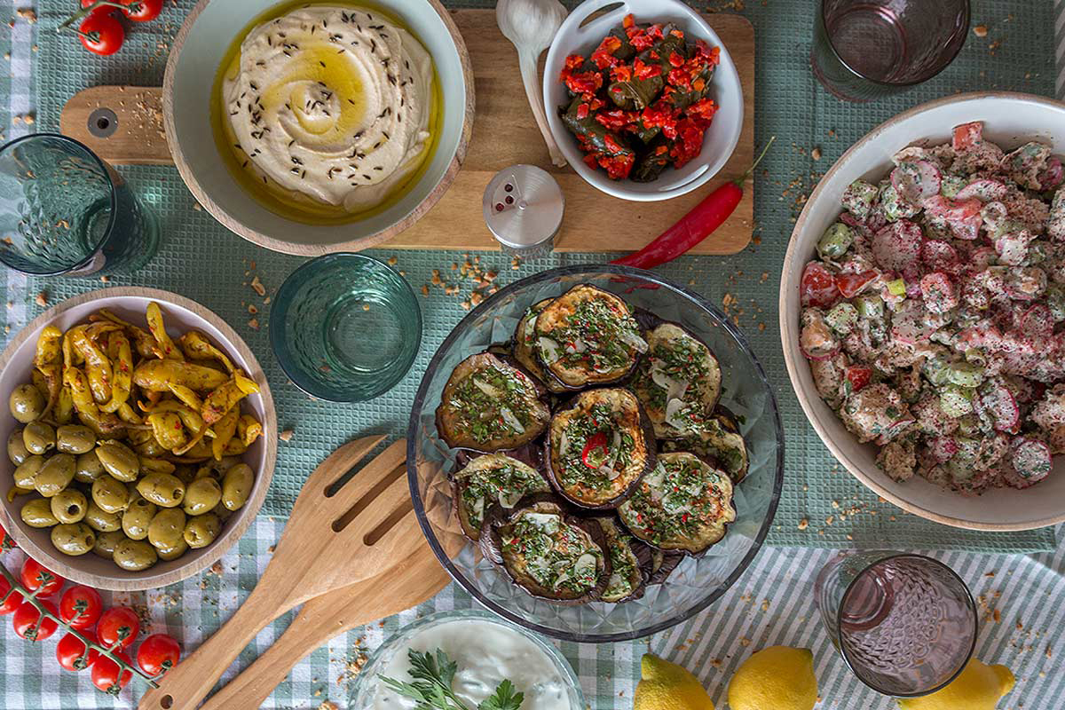 Levante Küche Rezepte