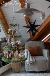DIY Weihnachtsbaum als Alternative zum Weihnachtsbaum