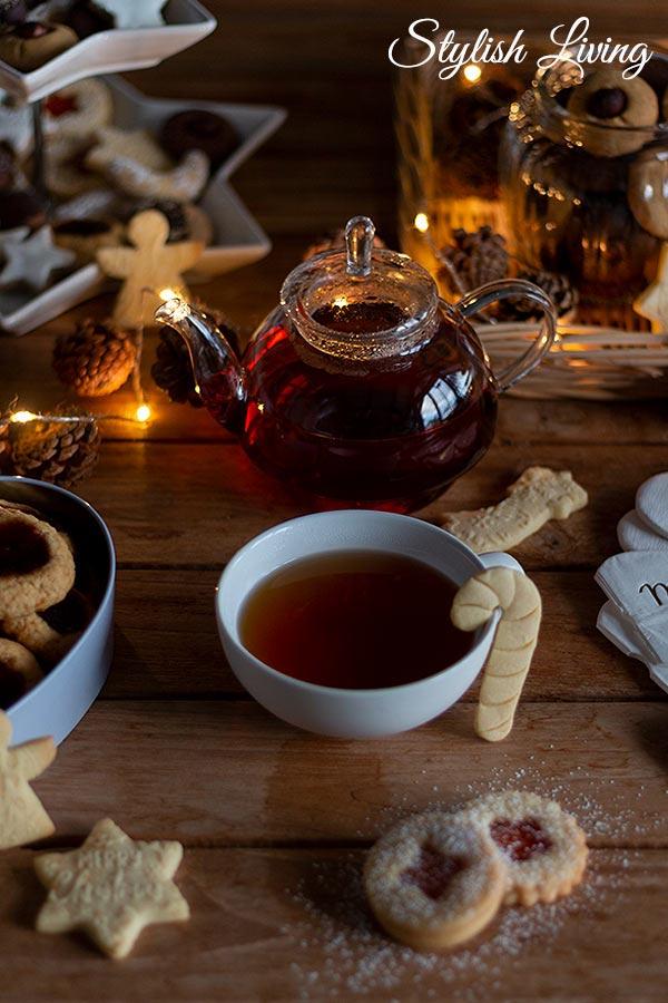 Geschenkset Tea for one