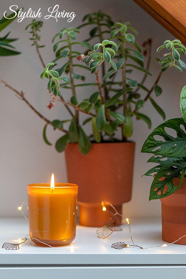 Duftkerzen für die Wohlfühlatmosphäre im Schlafzimmer